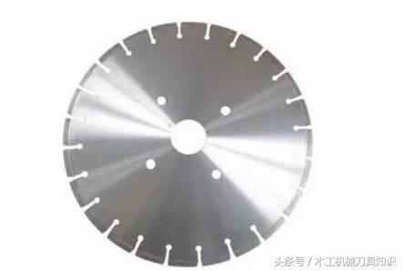 圆锯片使用常见缺陷大盘点